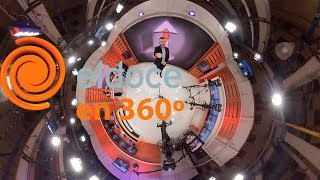 El Doce en 360: un día de trabajo de Mariano Cardarelli