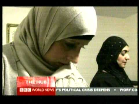 BBC News   Europeans converting to islam