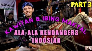 TEPAK KENDANG KAWITAN & MAKTAL versi GH3P - KENDANG by AGOY INDOSIAR
