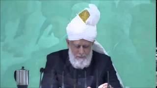 Récits du deuxième Calife - sermon du 24-07-2015