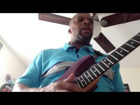 AIMM Audition video - Reggie Bellamy