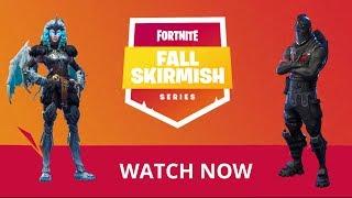 Fortnite Fall Skirmish Week 3 Kingpin (DUOS) $10M #FallSkirmish