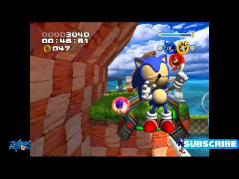 Sonic Generations Ending Music Medley MP3