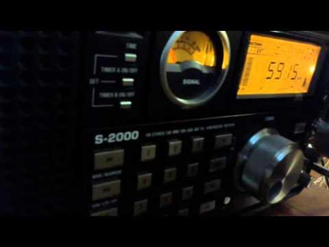 Radio Myanmar 00 UTC on 5915 Khz 21 October 2015