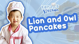 Kenzo Knows How To Cook Buttermilk Pancakes   Kenzo's Kitchen