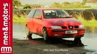 2001 Seat Ibiza Review