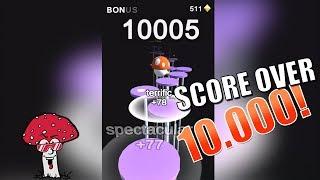 SPLASHY (VOODOO) HIGHSCORE OVER 10K!!! screenshot 2