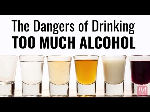 the dangers of drinking too much alcohol youtube