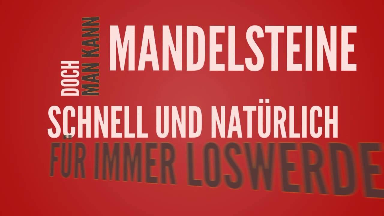 Hno entfernen 😍 mandelsteine Mandelsteine entfernen