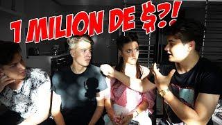 NE DESPARTIM PENTRU 1 MILION DE DOLARI!