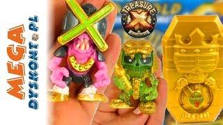 TREASURE X  ALIENS VS KINGS GOLD  Mystery Box