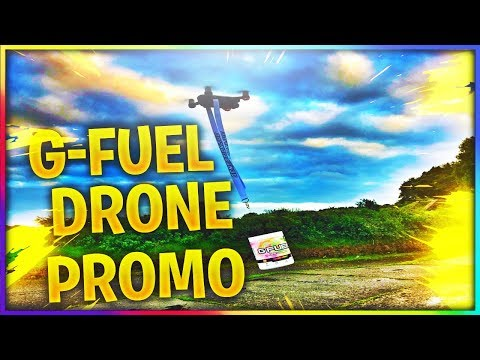 Behind The Scenes Shooting G FUEL Drone Delivery Promo Video THROWBACK