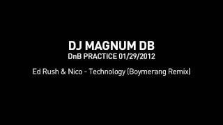 DJ Magnum DB - DnB Practice 9