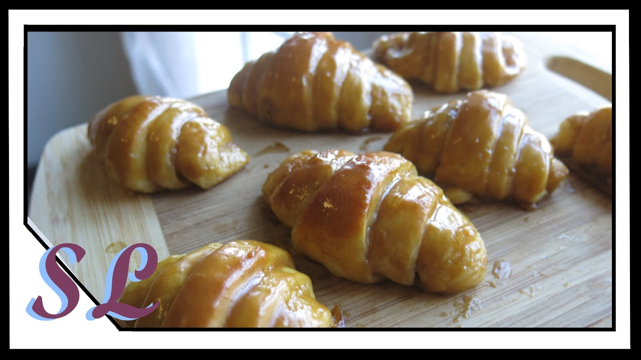 CARAMEL RUGELACH - Recipe - YouTube