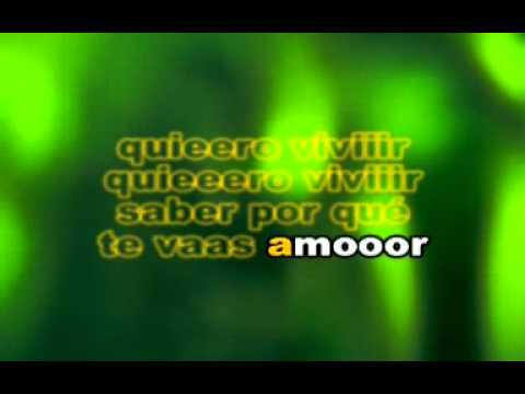 Algo de mi   Camilo Sesto karaoke