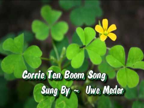 Corrie Ten Boom Song