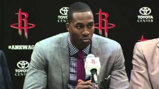 Dwight Howard on Chandler Parsons Recruiting Him