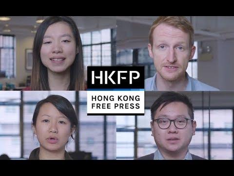 Hong Kong Free Press - 非牟利,由記者營運,完全自主