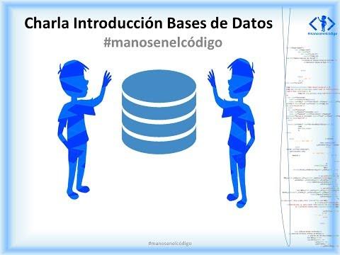 Charla Introducción a las Bases de Datos