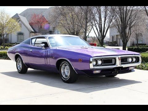 1971 Dodge Charger For Sale - YouTube