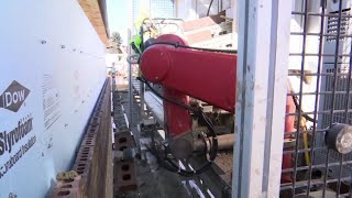 Concrete Pump Truck