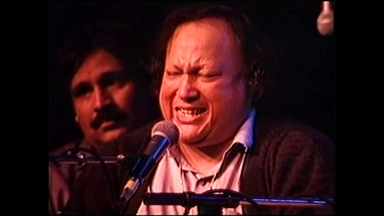 Mera Piya Ghar Aaya - Ustad Nusrat Fateh Ali Khan - OSA Official HD Video
