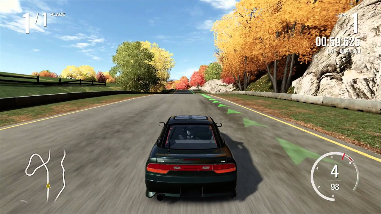 How to build and drive your own drift car on almost any forza game