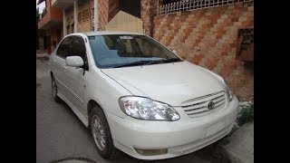 toyota corolla 2.0d saloon 2005 engine review atoz auto solution