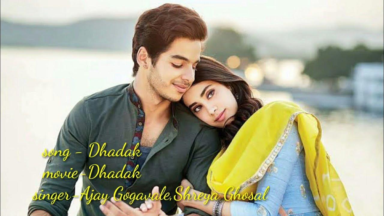 Download Dhadak title song Lyrics English translation
