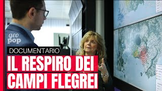 BRADISISMO: IL RESPIRO DEL SUPERVULCANO CAMPI FLEGREI - Documentario - Sub-Eng