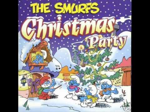 Smurfs Christmas.The Smurfs Christmas Party Christmas With The Smurfs