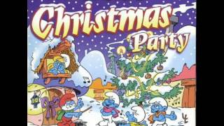The Smurfs ‎- Christmas Party: Christmas With The Smurfs