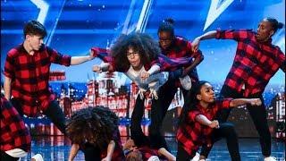 Ashley Banjo's Diversity Junior Dance Act SMASH The BGT Stage! | Britain's Got Talent 2018