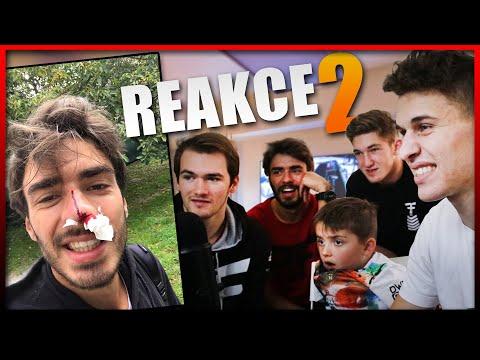 REAKCE Na Naše Parkour FAILY 2?! | Freemove