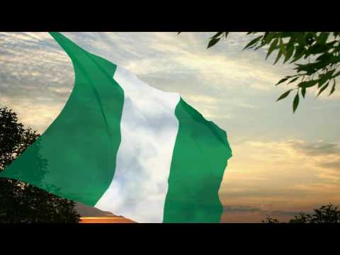 Flag and anthem of Nigeria