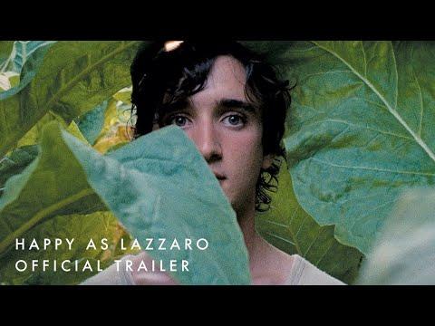 Happy as Lazzaro trailers
