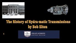 The History of Hydra-matic Transmissions