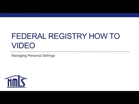 federal-registry---managing-personal-settings-(reset-password,-forgotten-user-name,-etc.)
