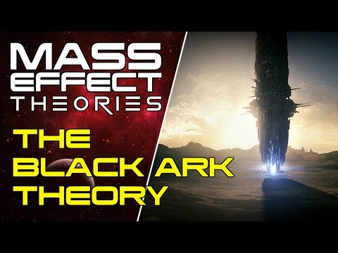 Mass Effect Andromeda - The Black Ark Theory