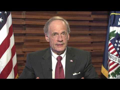 Senator Tom Carper Delivers Weekly Democratic Address