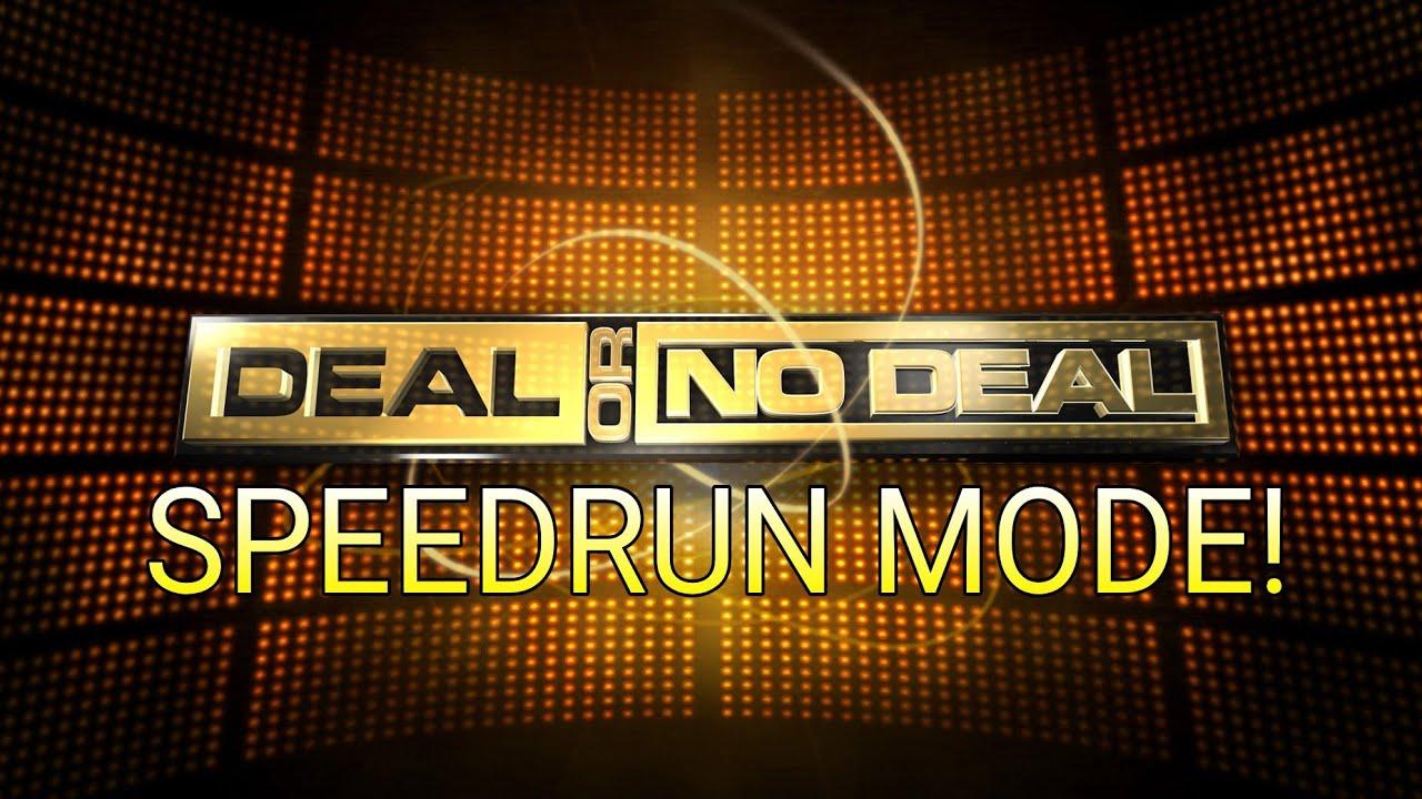 Download Deal: SPEEDRUN MODE! Episode 13, Denise Kinard's game in 2:03