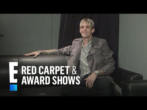 Aaron Carter's Inspiration Behind New Music | E! Live from the Red Carpet
