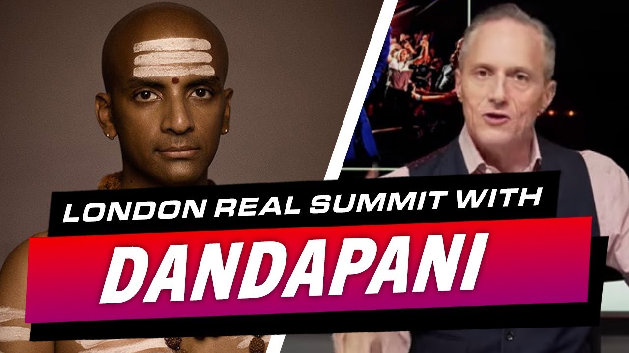 DANDAPANI AT LONDON REAL SUMMIT 2019 - Brian Rose's Real Deal