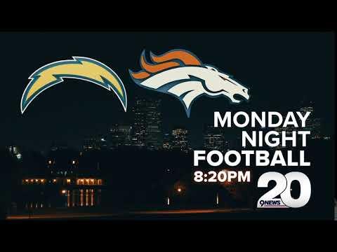 Denver Broncos Monday Night Football