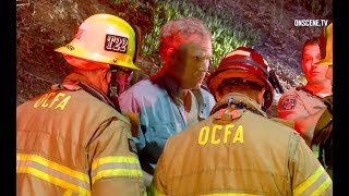 Will Ferrell taken to hospital after 2-vehicle crash on I-5 Freeway in Mission Viejo