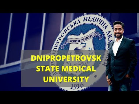 Dnipropetrovsk State Medical University | Mbbs In Ukraine