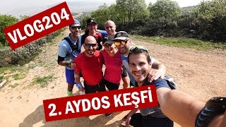 İpek Onaran ile Aydos Zirveye   Asla Durma Koşu Vlog #204