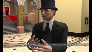 Sherlock Holmes: Nemesis Walkthrough part 4