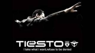 Tiesto - Walking On Clouds Lyrics