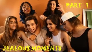 Camren - Jealous Moments